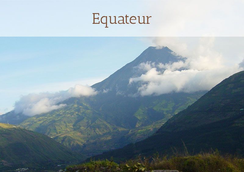 photo paysage Equateur