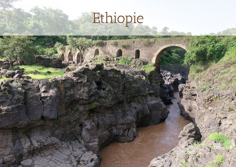 photo paysage Ethiopie