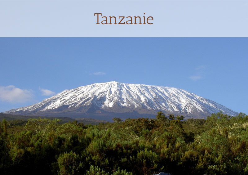 photo paysage tanzanie